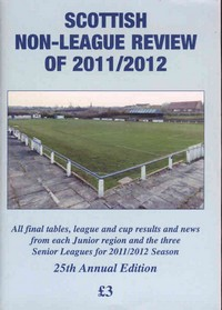 Scottish Non-League Review of 2011/2012.